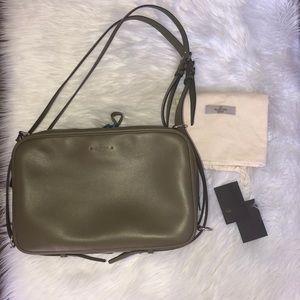 VALENTINO GARAVANI army green shoulder bag NWT